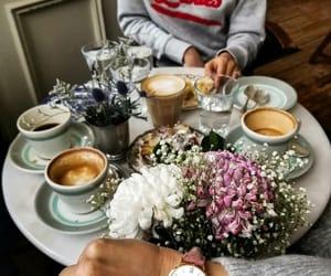coffee, food, and hungry image