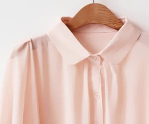 pink, fashion, and blouse image