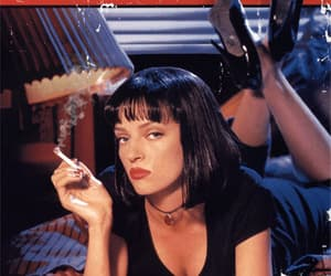 pulp fiction, film, and movie image