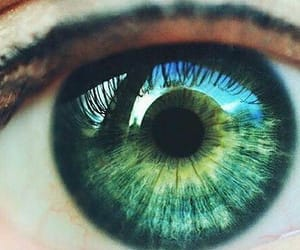 green, eyes, and aesthetic image