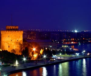 Greece, thessaloniki, and ❤ image