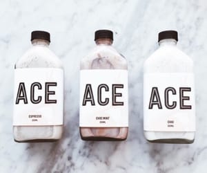 ace, coffee, and drinks image