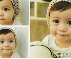 girl, mason moon, and korean baby image