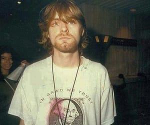 kurt cobain and singer image
