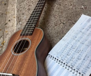 chords, soprano, and music image