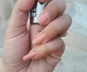 matte, Nude, and nails image