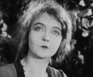 gif, lillian gish, and silent movies image