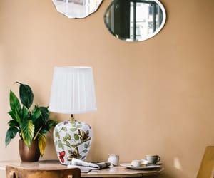 desk, interior decor, and interiors image