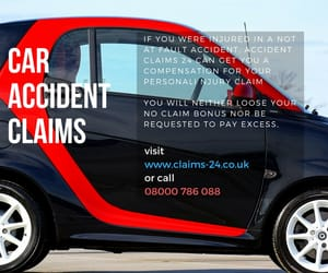 car accident claims image