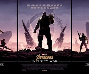 Avengers, infinity war, and Marvel image