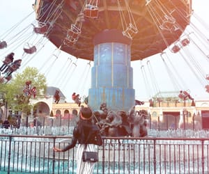 adventure, carousel, and girly image