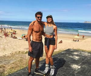 couples, bffs, and fitness image