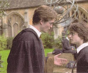 aesthetic, cedric diggory, and daniel radcliffe image