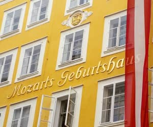Mozart, building, and places image
