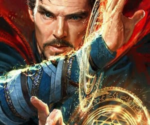doctor strange, Marvel, and dr strange image