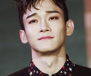 asian boy, Chen, and exo-l image