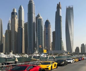 car, Dubai, and luxury image