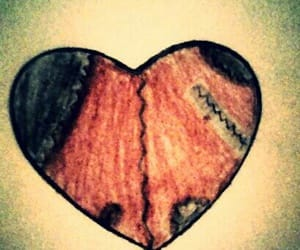article, broken heart, and hurts image