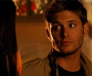 dean, supernatural gifs, and dean winchester image