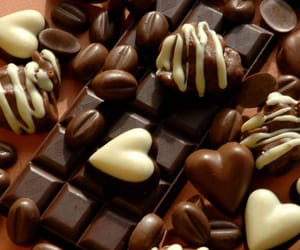 chocolate, delicious, and yamy image