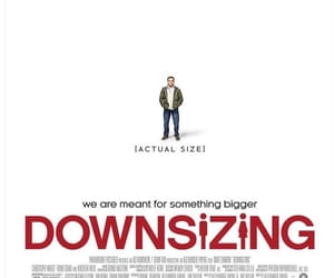 movie, christoph waltz, and downsizing image