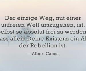 camus, deutsch, and rebellion image