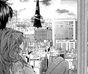 couple, manga, and romance image
