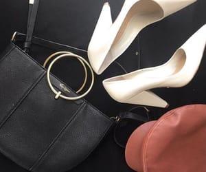 designer, red, and fashion image
