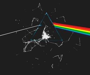 gif, Pink Floyd, and music image
