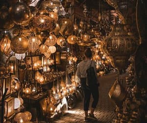 marrakech, morocco, and places image