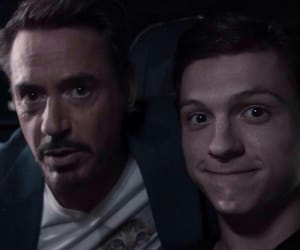 homecoming, iron man, and Marvel image