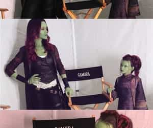 actress, Avengers, and little one image