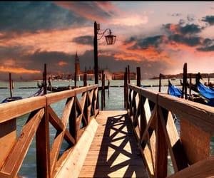 background, photo, and venezia image