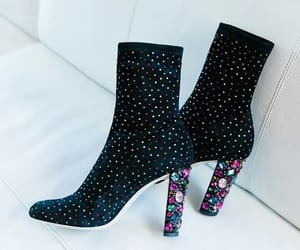 sparkle, jimmychoo, and glitter boots image
