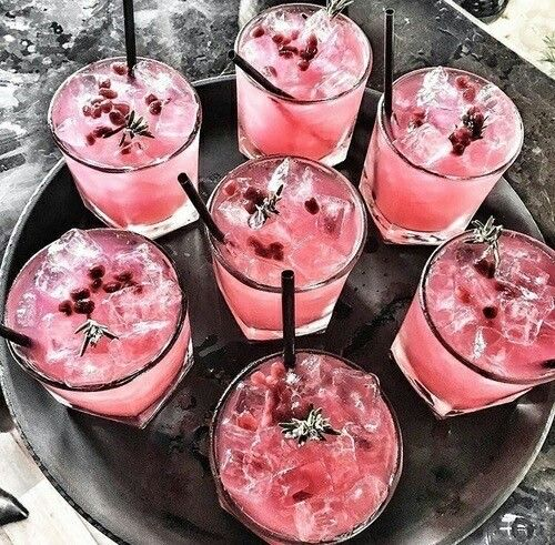 drink, pink, and friends image