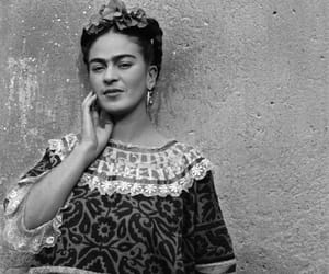 frida kahlo, art, and artist image