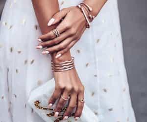 fashion, beautiful, and jewelry image