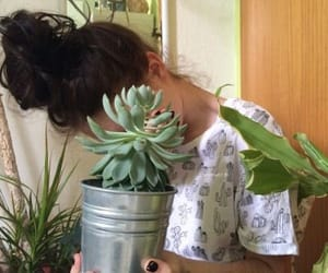 aesthetic, fashion, and plants image