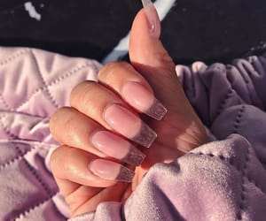 acrylics, nails goals, and beauty image