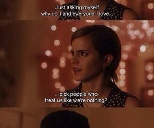 love, emma watson, and quotes image