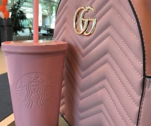 gucci and starbucks image