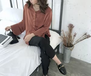 casual, clothes, and minimal image