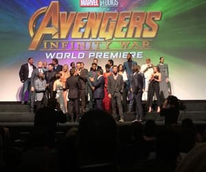 Avengers, cast, and heroes image