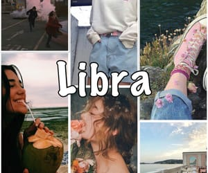 aesthetic, zodiac, and Libra image