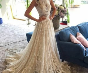 dress, gorgeous, and dresses image
