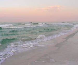 sea, aesthetic, and beach image
