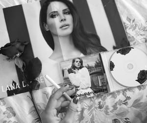black and white, bnw, and cd image
