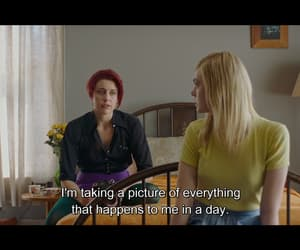 Elle Fanning, greta gerwig, and quote image
