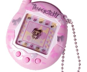 pink, kawaii, and ta​magotchi image