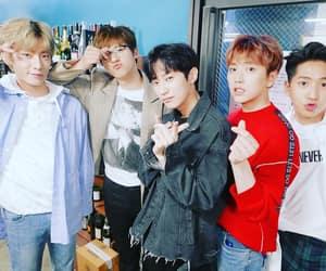 kpop, baro, and gongchan image
